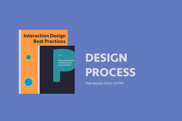 Handpicked Collection of Books about Design Process