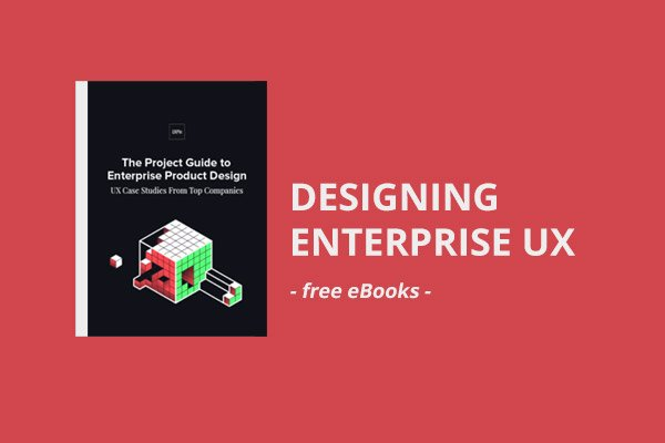 Top Books for Designing Enterprise UX