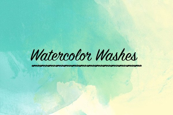 Laying a Watercolour Wash - An Easy DIY Guide for Beginners