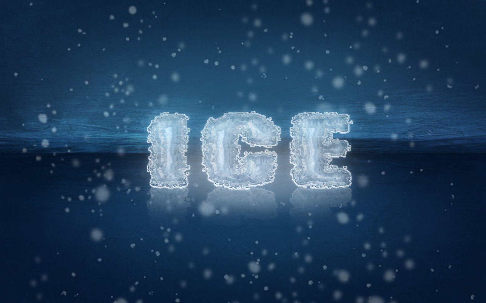 Latest Ice Text Effect | Download Free Text Effects from