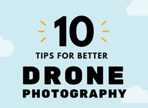Drone Photography - Infographic