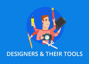 Designers And Their Tools