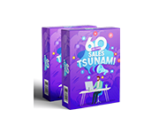 60 Second Sales Tsunami Coupons